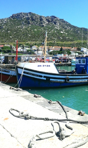 Kalk Bay - harbour